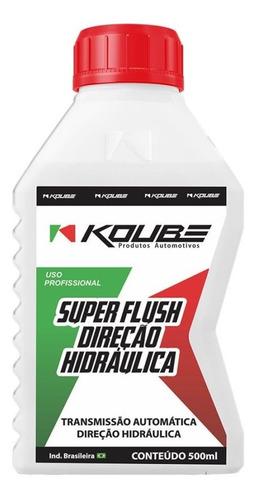 super flush direção hidráulica e câmbio aut. 500ml koube
