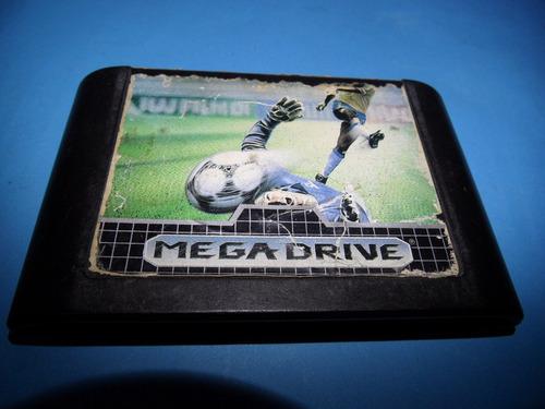 super futebol original mega drive tectoy
