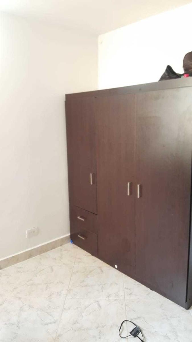 super ganga !vendo apartamento quinto piso 55m² unidad cerra