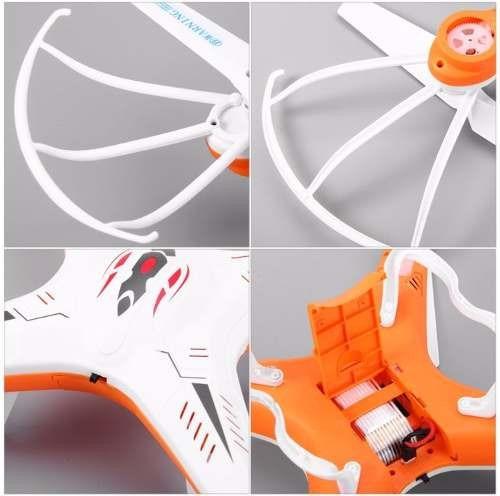 super grande drone cuadricoptero quadcopter 2.4 ghz 6 ch