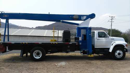 super grua titan 14 ton. lista para trabajar