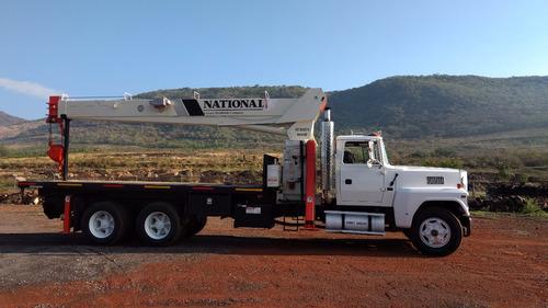 super grua titan 17.5 ton 115 pies national