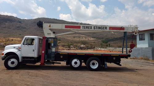 super grua titan 1999 14.5 ton. esta impecable  4000 horas