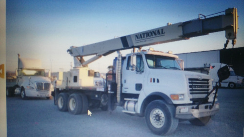 super grua titan californiana 23 ton. 2001