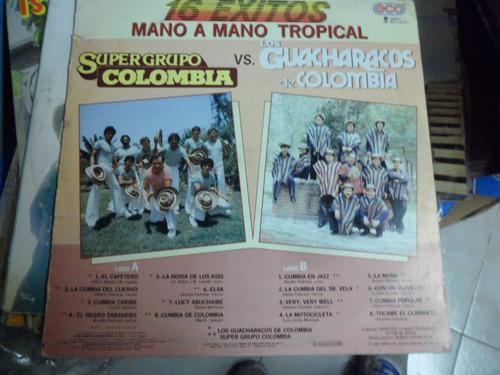 super grupo colombia vs los guacharacos de l.p de 33rpm 16