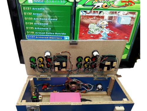 super gun pandora box 1299 juegos hdmi tablero neo geo