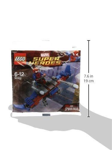e0a6be379 Super Heroes 30302 ultimate Spider Man Planeador Bolsa De Pl ...