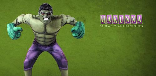 super heroes! animación y shows con destrezas!