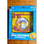 Jimi Hendrix Afiche En Relieve Original Mcfarlane Toys
