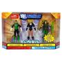 Mattel Dc Universe Infinite Heroes Green Lantern / Canario