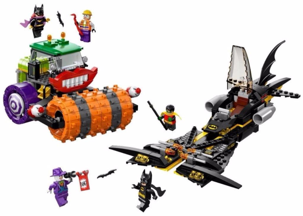 Juego Para Armar Lego 76013 Super Heroes Batman Vs Guason 2 989
