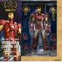 Kaiyodo Revoltech, Iron Man, Mark 7, Nuevo Y Sellado