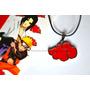 Naruto Collar En Acero De Colección Anime Cosplay