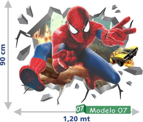 super herois tamanho grande adesivo decorativo parede part 1