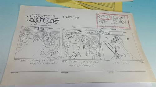 super hijitus - dibujo original garcia ferre'de la pelicula