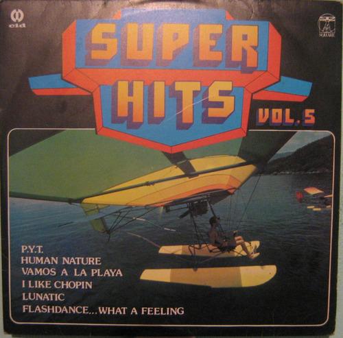super hits - volume 5 - 1984