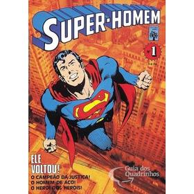 Super-homem - 1ª Série #1 A 147 - Ed. Abril