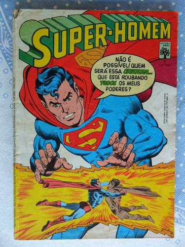 super-homem! 1ª série! editora abril! vários! r$ 15,00 cada!