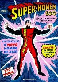 super - homem 100 - edição de colecionador!