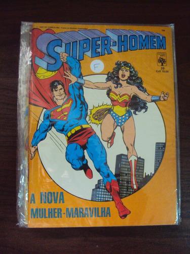 super-homem # 39 - 1ª série - abril