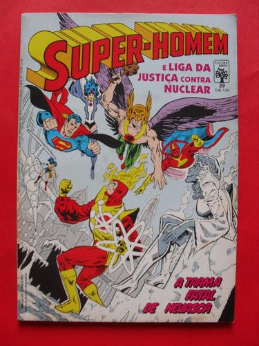 super-homem formatinho vários números: 25 a 110