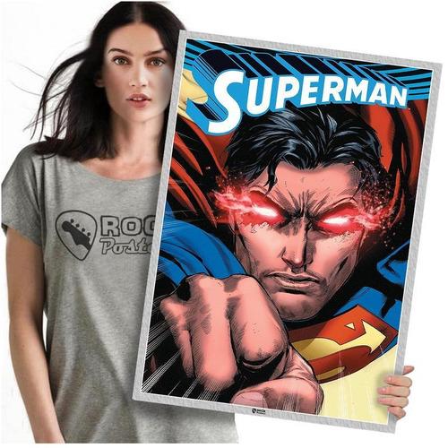 super homem marvel comics poster grande a2 60x42cm 03