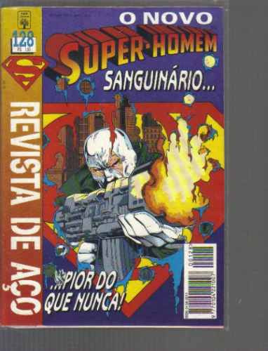 super-homem numero 128 - editora abril