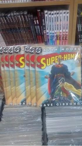 super-homem o homem que tinha tudo alan moore