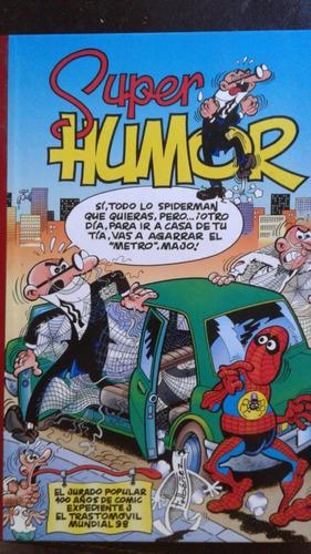 super humor: mortadelo y filemón n 28