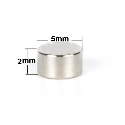 super ímã neodímio extra potente aderente 200 pçs 5mm x 2mm