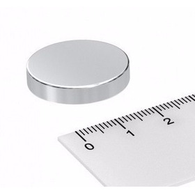 Super Ima Neodímio - 5 Peças - Ø25mm X 5mm - Pastilha