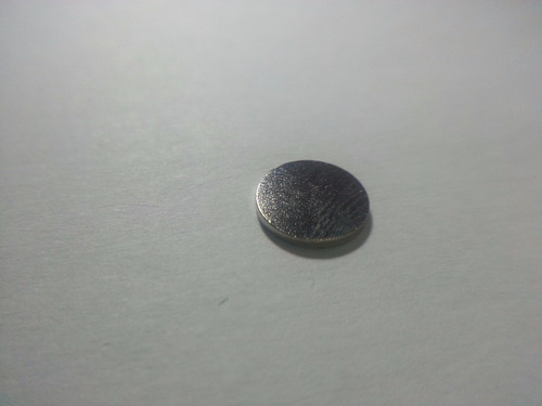 super ima neodímio - 100 peças - ø8mm x 1mm - pastilha