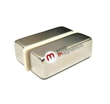 2c6f761f48c Super Imas Ima Neodímio Bloco 30x10x10 Mm Suporta 7