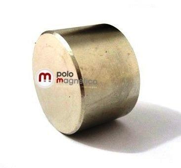 6dce75e9ba9 Super Imas Ima Neodímio Disco 30x20 Mm Sup. 31 Kg N42 1pç - R  79