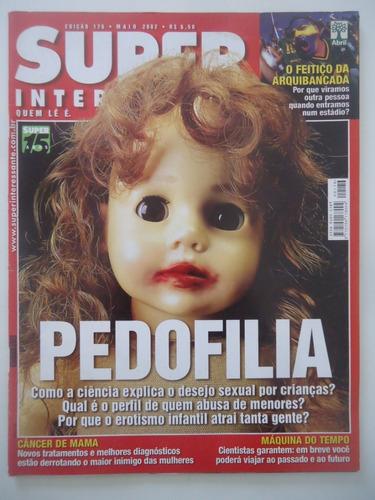 super interessante #176 pedofilia