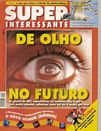 super interessante - de olho no futuro
