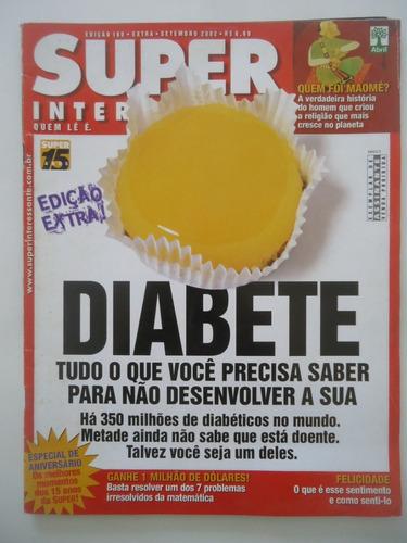 super interessante edição extra #180 diabete