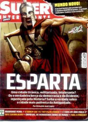 super interessante: esparta / tipos de pena de morte / papa