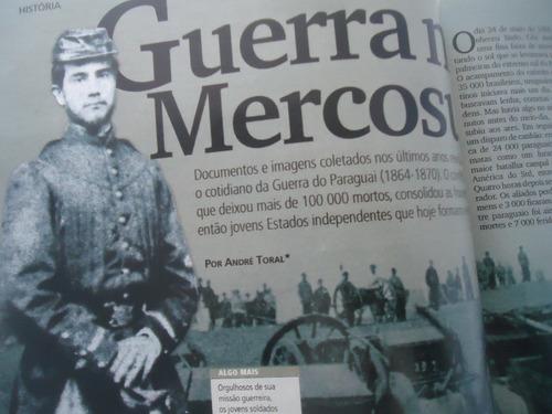 super interessante set-1999 guerra do paraguai