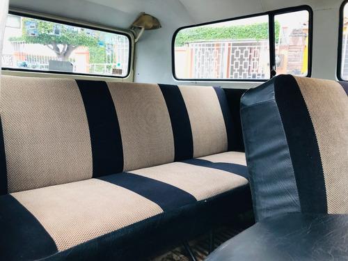 super joyita ! combi 1984 pasajeros interior 100% original