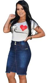 a432ab9eee97 Saia 100 Igual Moda Evangelica Femininas - Saias ao melhor preço no Mercado  Livre Brasil