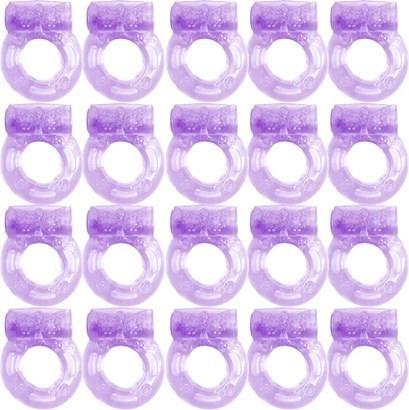 super kit anel peniano com vibro c/ 50 unidades frete grátis