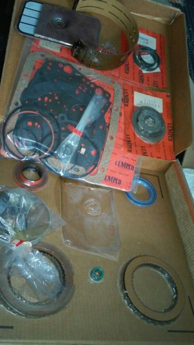 super kit caja ford c5 marca lempco ultimo  mercado nacional