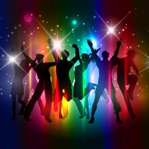 super kit festa balada dj iluminação jogo de luz bivolt