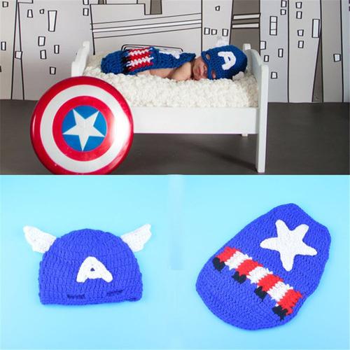 super kit newborn (super heróis) +brinde