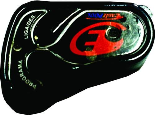 super led central controle iluminação piscina rgbm 3a - 36w