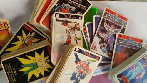 super lote figuritas cartas cromy leer todo