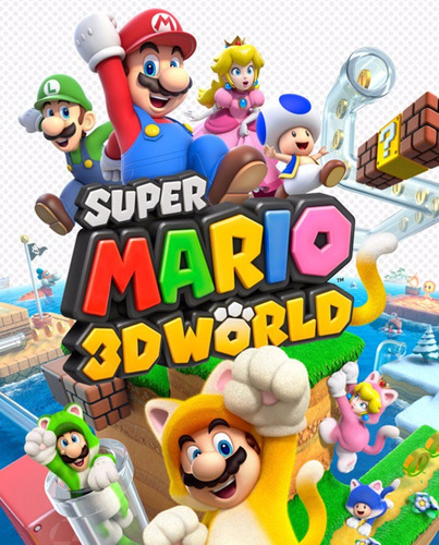 super mario 3d world (pc) emulado español