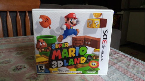 super mario 3ds land nintendo 3ds