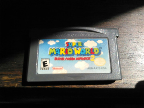 super mario advance 2 super mario world gba nes